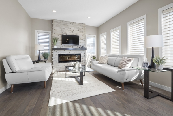 Model Home: Black Stone Showhome